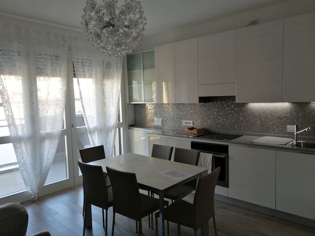 New  apartment near Eni 2 bedrooms 2 bathrooms