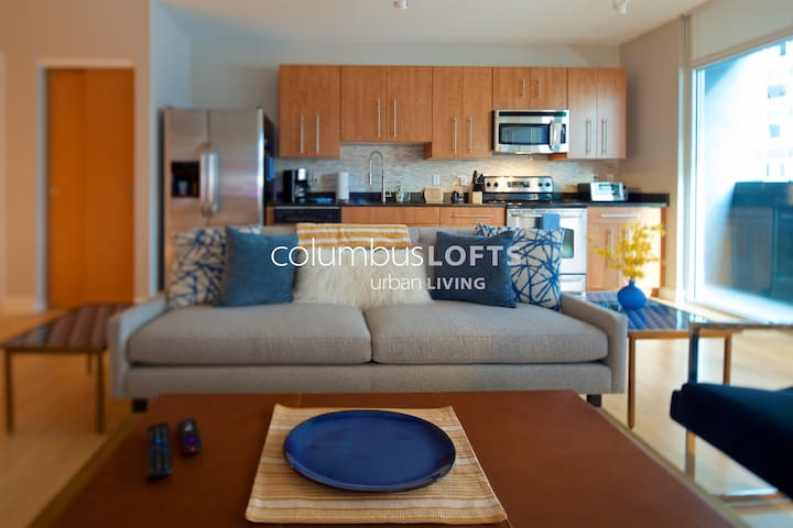 The Gatsby Flat—Downtown Columbus/Convention Ctr