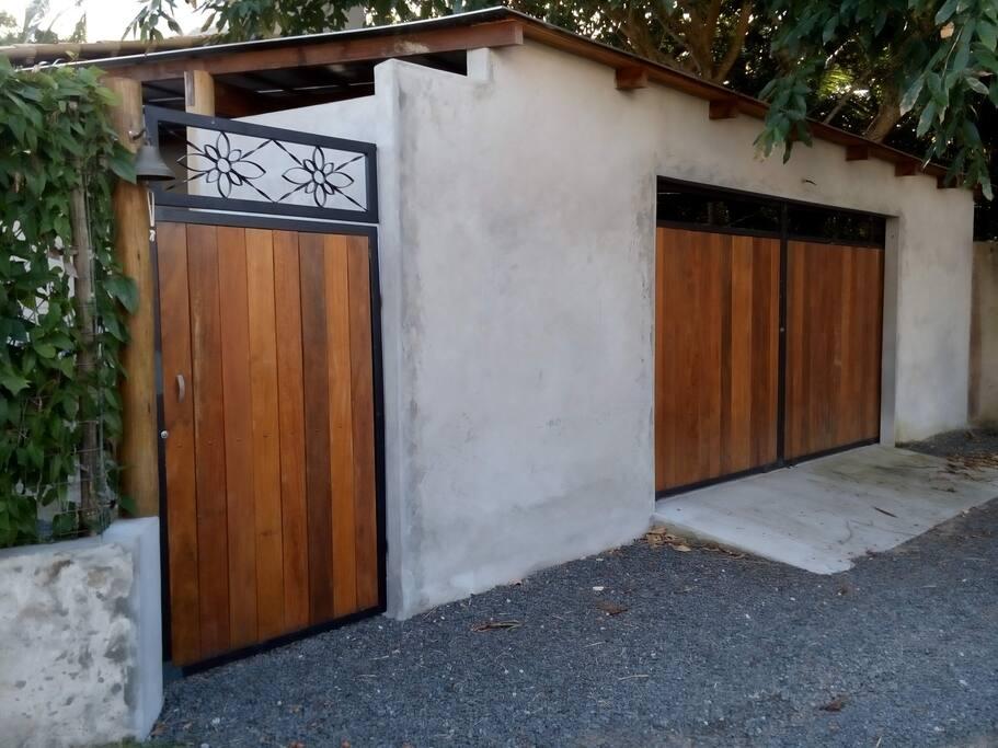 Portões da CasaZen