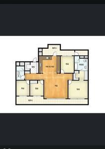 호텔느낌의 넓은 평수 45평아파트 전체사용가능 - Seo-gu - 公寓