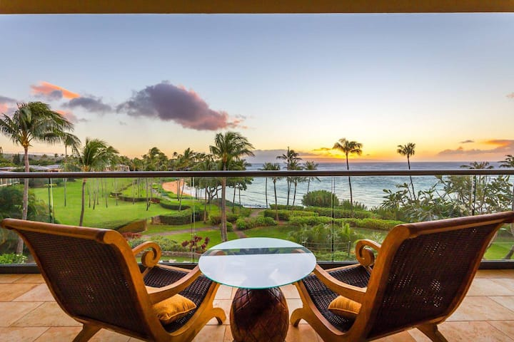 Sunset Bay Residence 1-305 located at the Montage Kapalua Bay