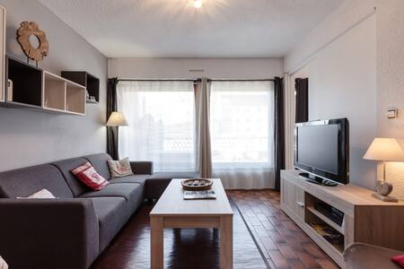 Ski-to-door flat with large terrase - Wohnung