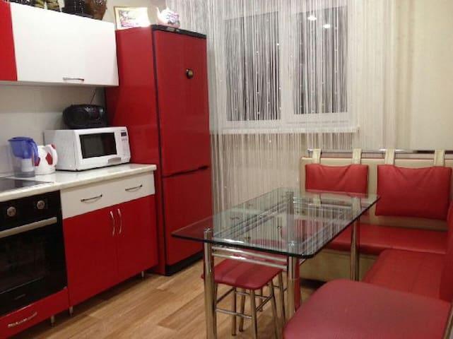 Шикарная квартира в Тольятти - Tolyatti - Apartment