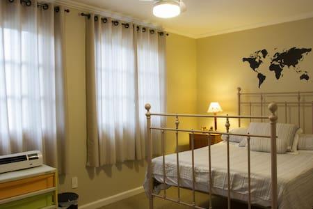 Quarto casal (Private Suite) Canela - Canela