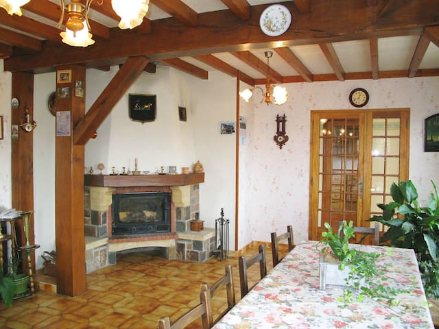 Holiday home in Quievrecourt - Neufchatel-en-Bray - Hus