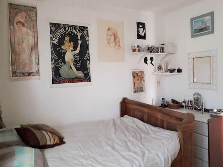 La chambre Musha vous invite à vous reposer 🍪☕