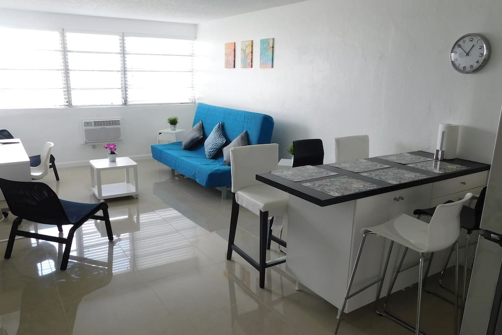 Coconut Grove 1 Bedroom Apt 603 Up To 6ppl Flats For Rent In Miami Florida United States