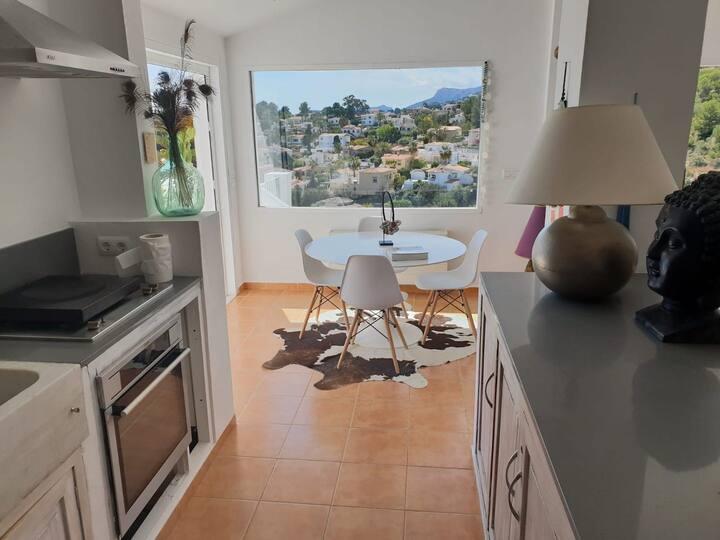 Double room/sea view in DeLuxe B&B/Breakfast incl.