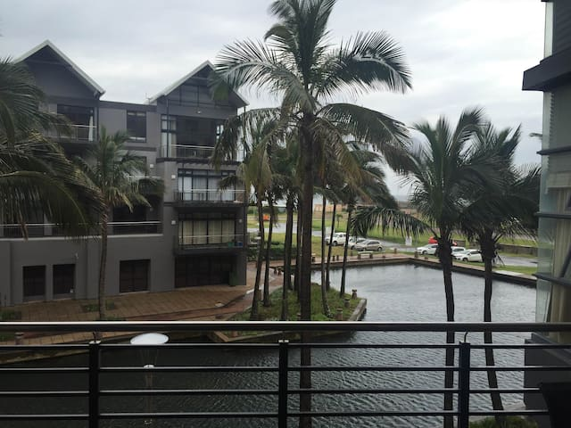 Point Waterfront Apartments: Canal side - Durban - Daire
