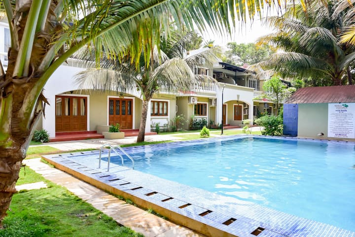 4 BHK Premium Villa near Baga beach