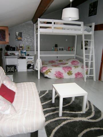 ma maison de village à St Germain - Ambérieu-en-Bugey - Maison