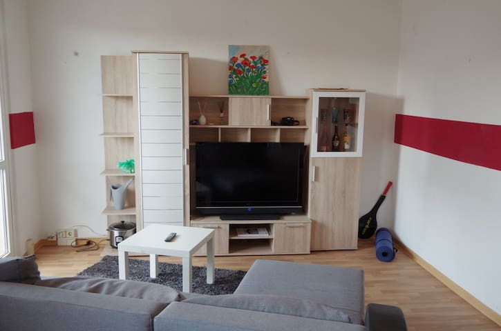 Sunny Spacious Room Near to City Center