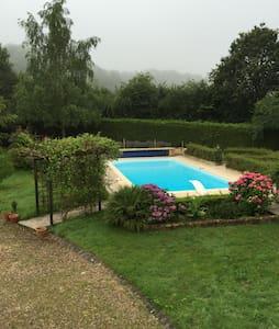 En lisier de la forêt de Bercé avec piscine - Jupilles - Haus