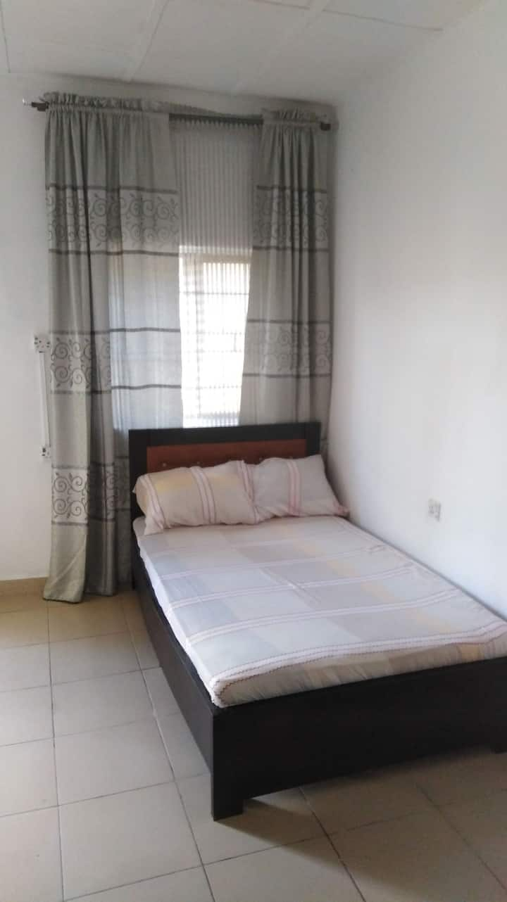 Short stay accommodation Gwarimpa Abuja