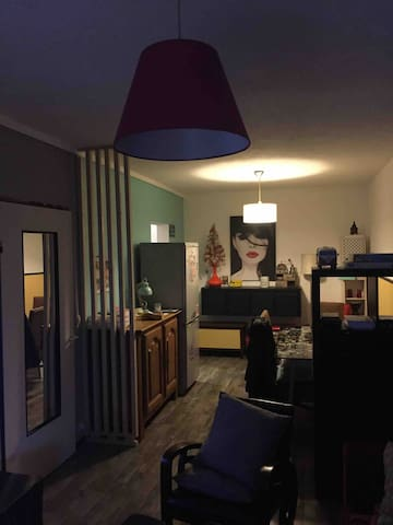 Jolie petit studio