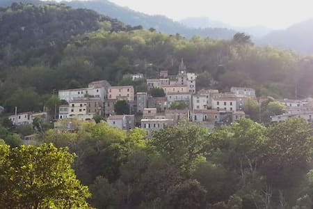 Un village entre mer et montagnes - San-Gavino-di-Fiumorbo - 公寓