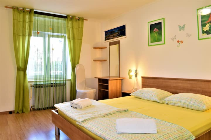 Spacious, clean, bright -> Holiday House Danica