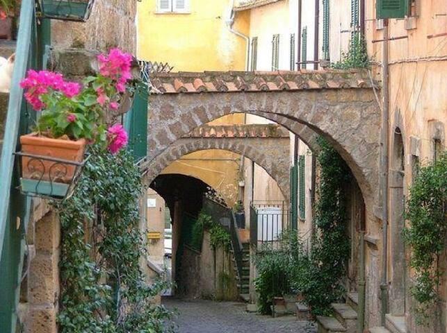 Affitto Bilocale - Tuscania  - Lägenhet