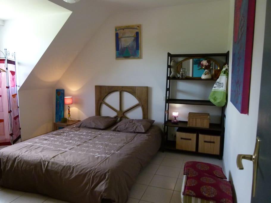 Chambre d 39 artiste maisons louer lanester bretagne france - Chambre de commerce francaise de grande bretagne ...