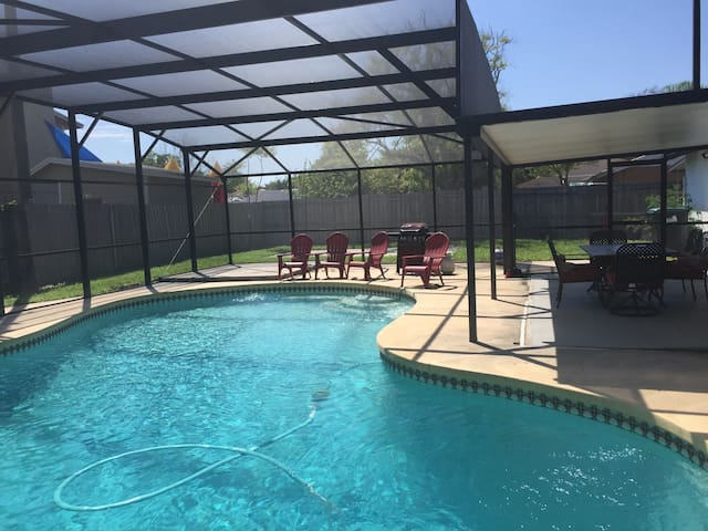 FAMILY HOME NEAR ALL ATTRACTIONS! - Orlando - House