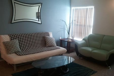 Private room near Ann Arbor - 伊斯兰提(Ypsilanti) - 公寓