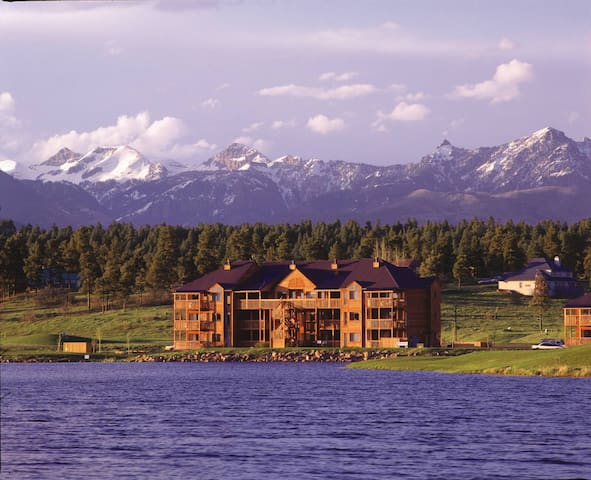 Mountain Beauty, Wyndham Pagosa Springs 1-BR