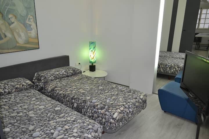 Apartamento (2-4 adultos)