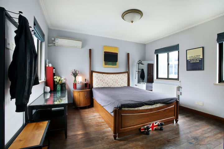 Prime Loc, Heart of FFC, Studio - Shanghai - Apartment