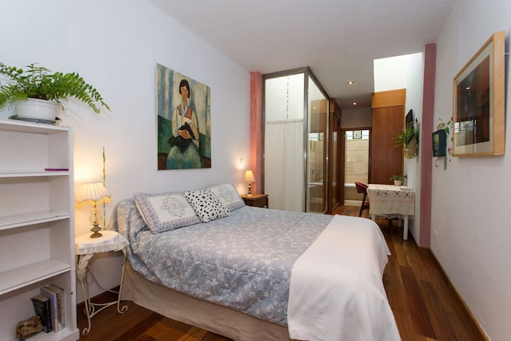 202 ROOM+PRIV.BATH CENTER SEVILLA - Seville - House