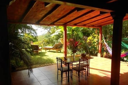 Jungle Chalets San Juanillo - San Juanillo