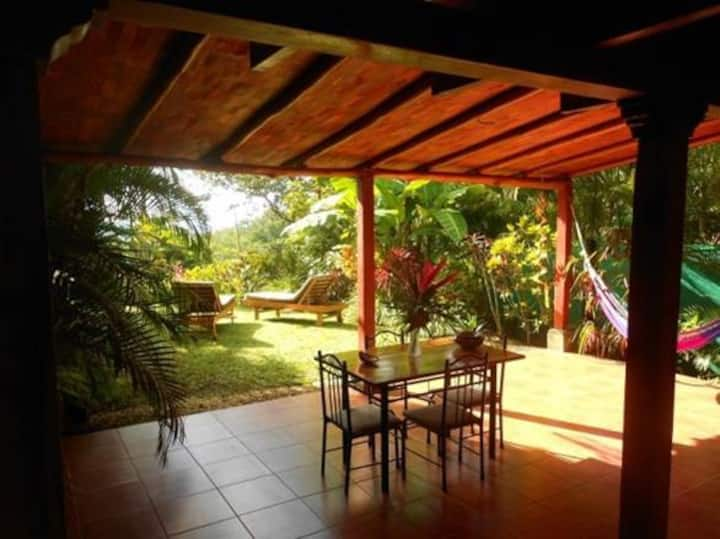 Jungle Chalets San Juanillo