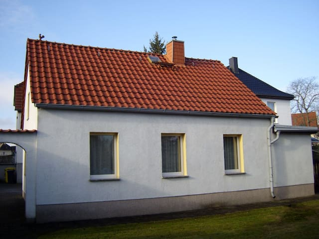 Fewo Gruszka in Leipzig-SW, Nähe Cospudener See - Leipzig - Appartement