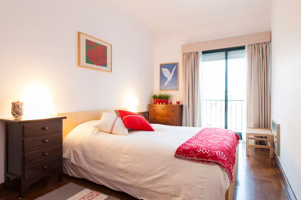 Double Room overlooking the Tagus River