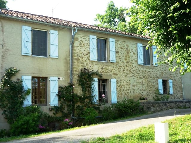 Beautiful Mill House in peaceful south west France - Riscle - Hus