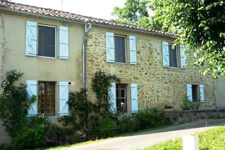 Beautiful Mill House in peaceful south west France - Rumah