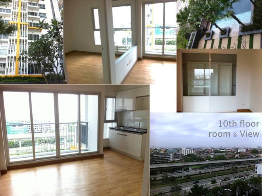 Spacious One Bedroom Near Bts Brt Apartments For Rent In Thonburi Bangkok Thailand