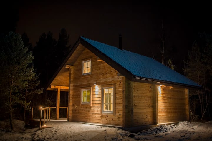 Hapsal Forest Cabin