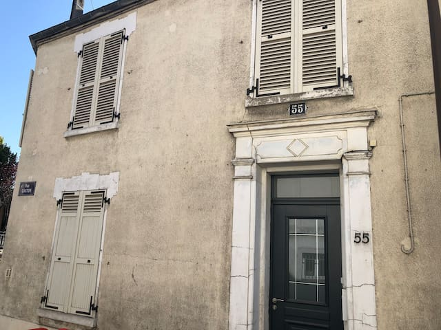 Maisonnette centre ville de Mantes-la-Jolie