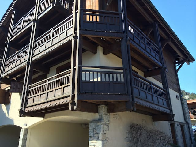 appartement courchevel le praz