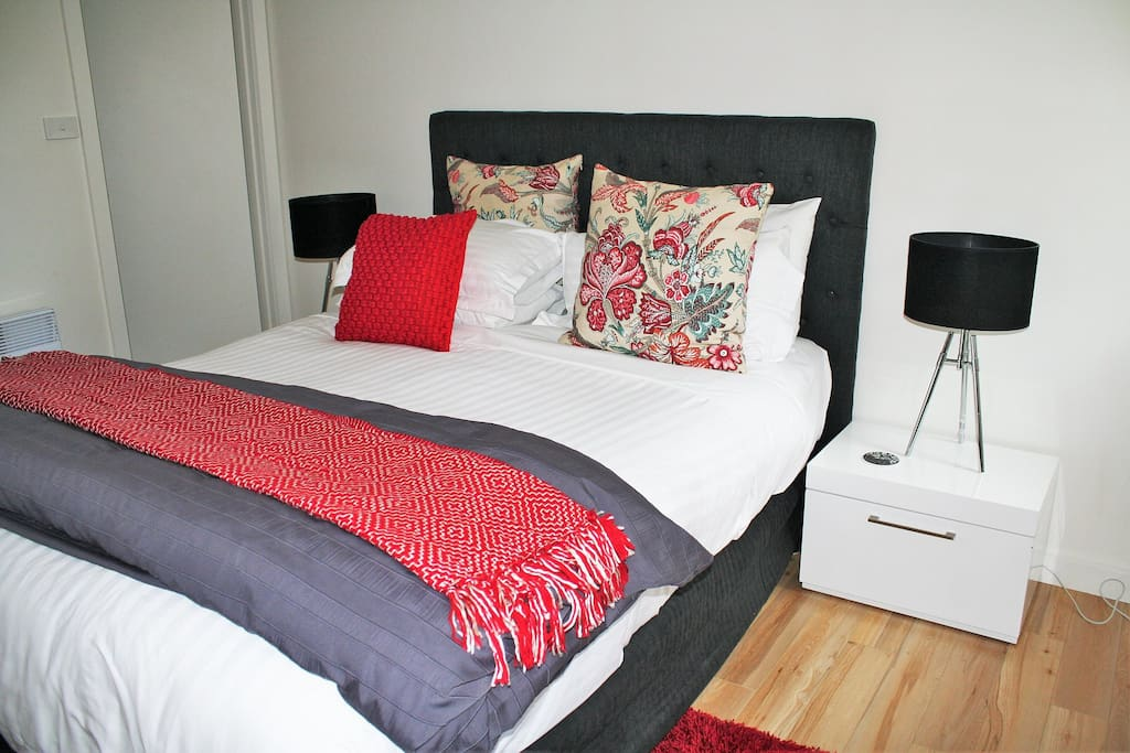 Get a great nights sleep with comfortable beds