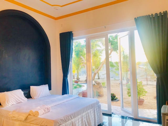 Lovely room and beautiful Garden with Terrace view