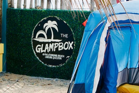 Malatandang Beach Glamping for 2 Persons