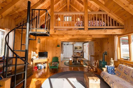 Cozy Cabin Minutes From Sugarbush! - Cabane