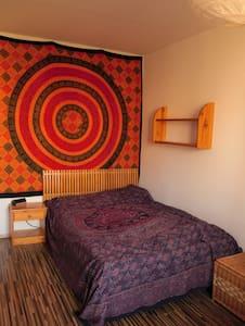 Gemütliches Airbnb WG Zimmer in Leipzig Nord-Ost