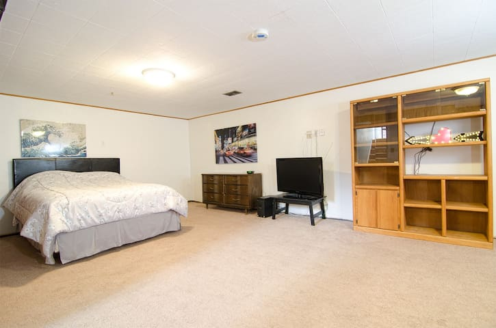 Bright Basement Studio in Arvada - Arvada - Huoneisto