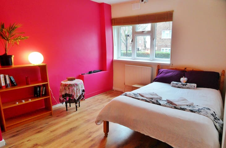 Lovely double room in zone 1