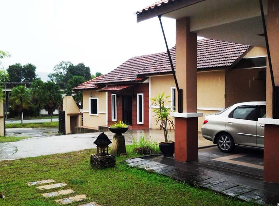 A. Homestay with Studio style