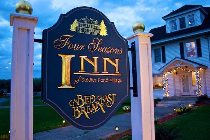 3 Diamond B&B  Riverside, Fort Kent - Wallagrass - 家庭式旅館