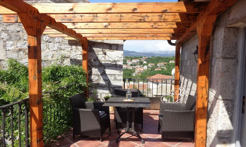 Studio apartment of Villa Bastion - Tivat - Apartamento