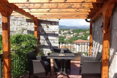 Studio apartment of Villa Bastion - Tivat